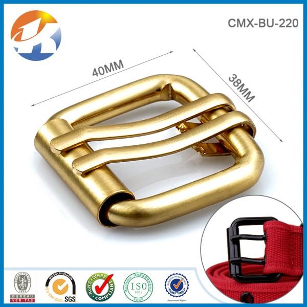 Double Pin Belt Buckle