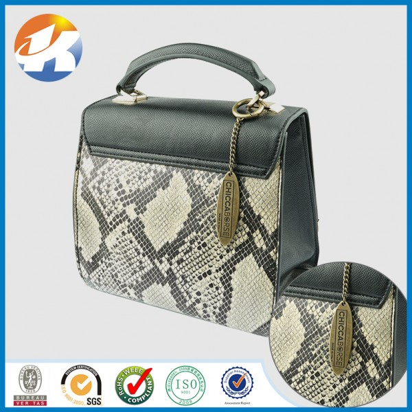 Custom Metal Logo For Handbags