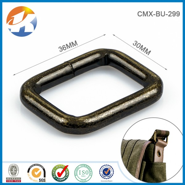 Square Buckle For Bags