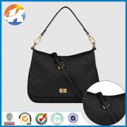 Silver Bag Buckle