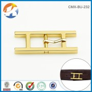 Gold Pin Buckle