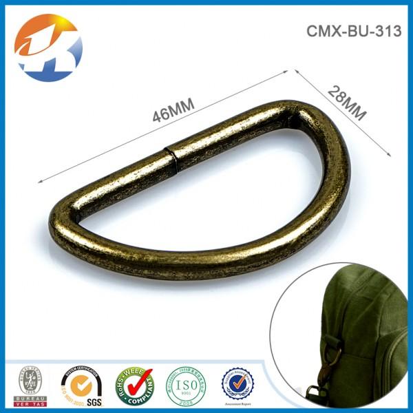 Metal D Ring