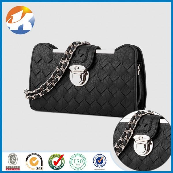 Push Lock For Bag