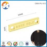 Custom Metal Clothing Labels