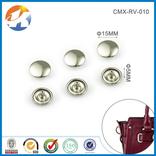Metal Rivets For Leather Bags