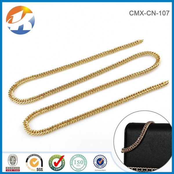 Grinding Gold Chain