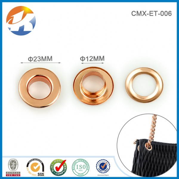 Eyelets For Bags