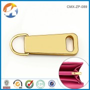 Gold Zipper Puller