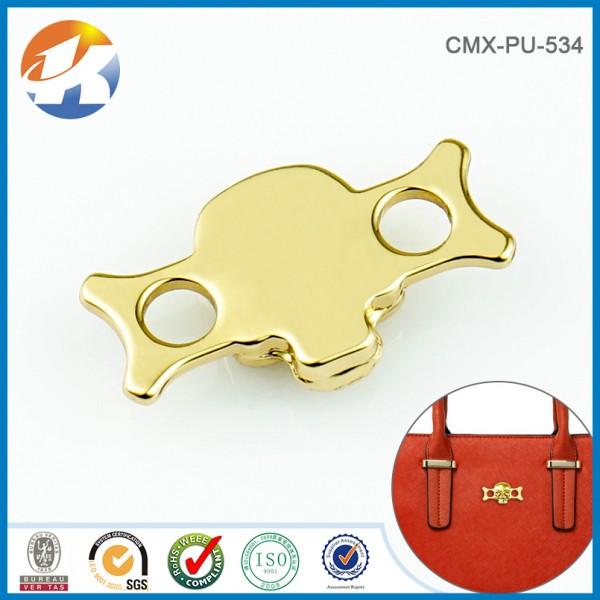 Gold Metal Logo