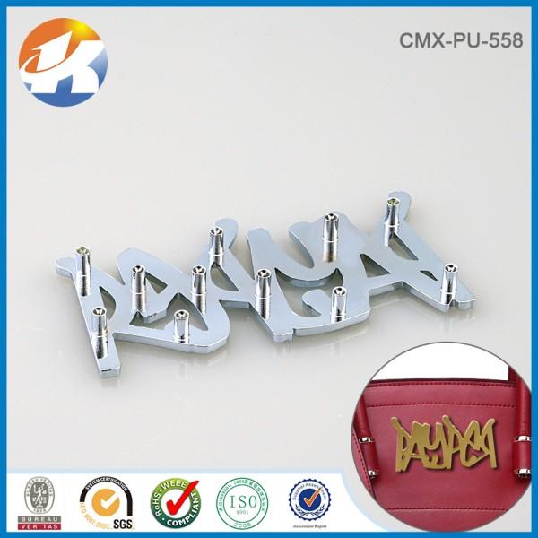 Metal Logo Plate